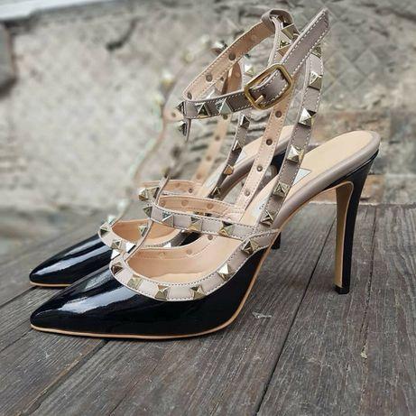 Pantofi Valentino/piele naturală interior exterior/calitate garantat