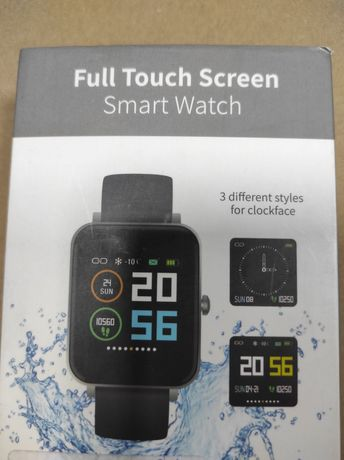 Smartwatch Fulltouch compatibil iOS si Android - NOU