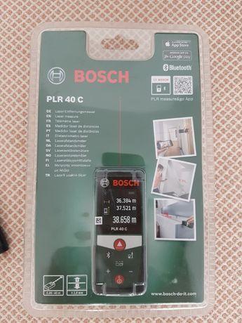 Telemetru Bosch PLR 40C