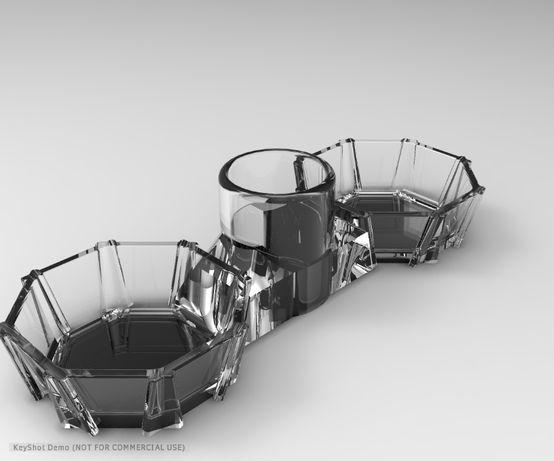 Vand model virtual de solnita