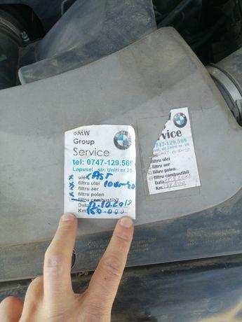 Motor fara anexe BMW seria 7, 4.5 benzina, 333 CP, an 2008, E66