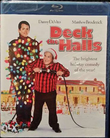 Deck the Halls - Bluray, original, sigilat
