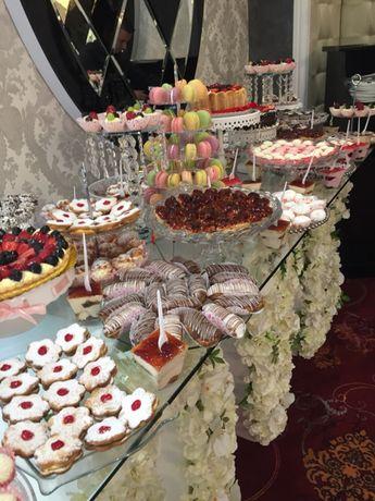 Candy bar, torturi, prăjituri, patiserie