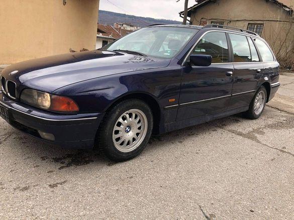 BMW E39 2,5тдс! На части!!