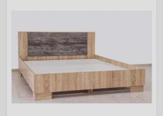 Продам двухспальную кровать 180/200