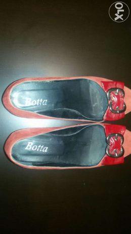 Pantofi de piele Botta