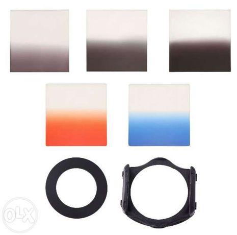 Компоненти за Cokin P - филтри, държачи, адаптери