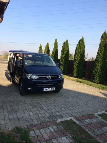 VW T5 Caravelle Comfortline Bus8+1 Euro5 2.0 BiTdi 179 CP Man6+1 2010