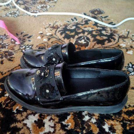 Туфли школьные очень удобные