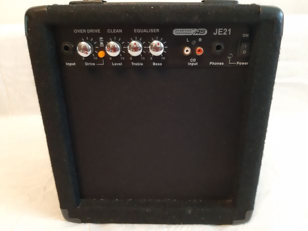 Amplificator chitara 20Watts Acoustic Solutions JE-21
