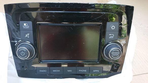 Авто радио  Фиат Fiat медия