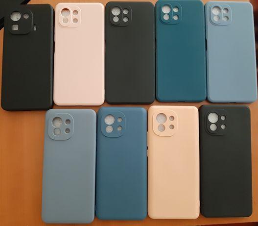 Силиконов кейс за Xiaomi Mi 11, Xiaomi Mi 11 lite,Xiaomi 11 ultra,pro