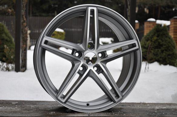 """17"""" Джанти Audi 5X112 Ауди A4 A6 A3 VW Golf Passat CC Skoda Superb"""