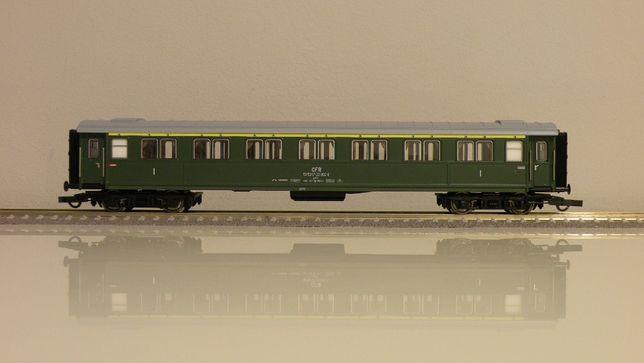 Vagon calatori CFR cl 1 tip italian, Breda, Aafld, ep. IV