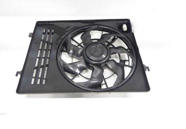 Вентилятор охлаждения в сборе Кия Сид/Kia Ceed 12-