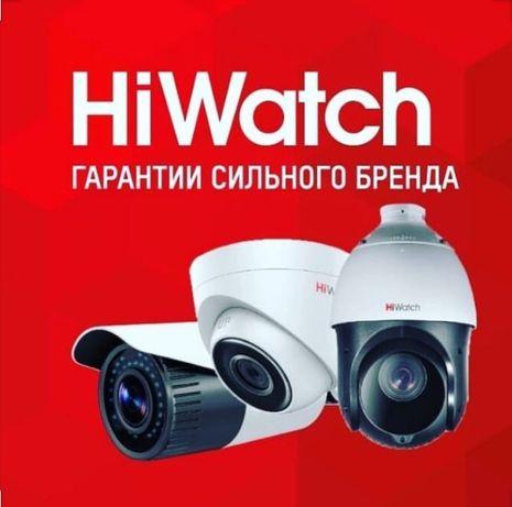 Видеонаблюдение IP Камера 4MP Акция