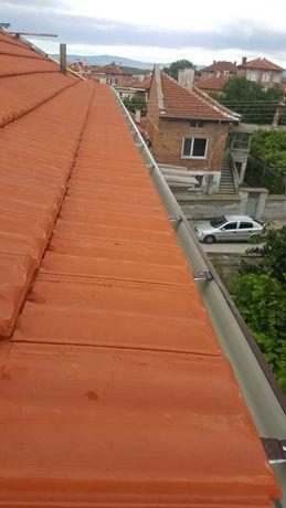 Качествен ремонт на покриви