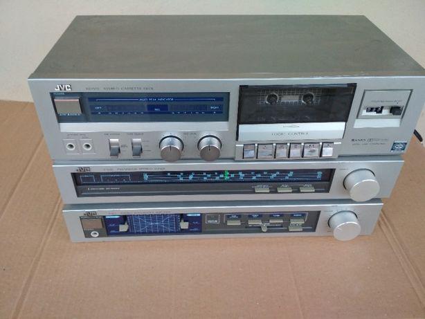 Turn JVC vintage