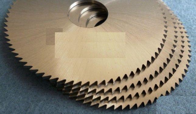 Freze disc pentru metal noi toata gama STAS 1159 DIN 1837