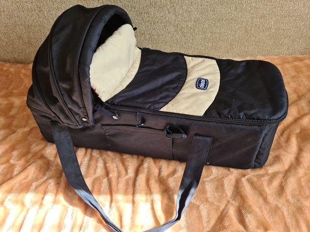Люлька-переноска, сумка-переноска Chicco (Чико)