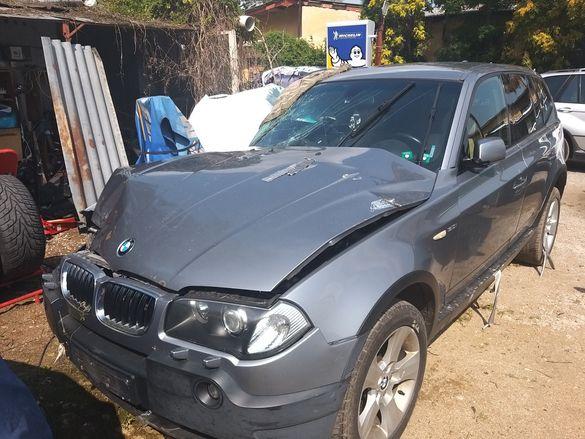 На части БМВ Х3/BMW X3 E83 3.0 бензин