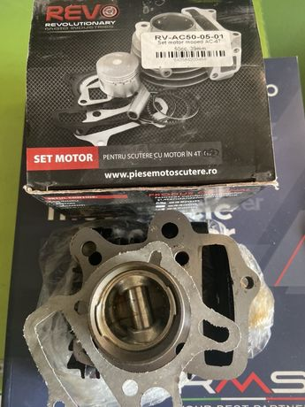 Set motor Activ Curier First Bike 4 timpi Atv