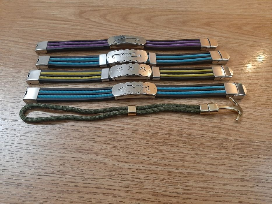Распродажа!*Мужские браслеты разных видов армейского стиля, в Алматы Алматы - сурет 1