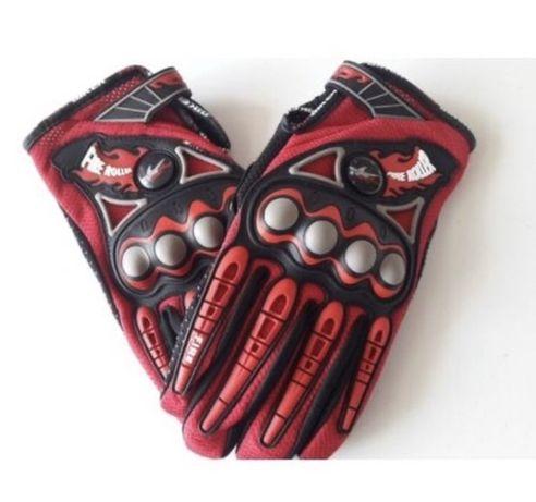 Мото ръкавици с протектор