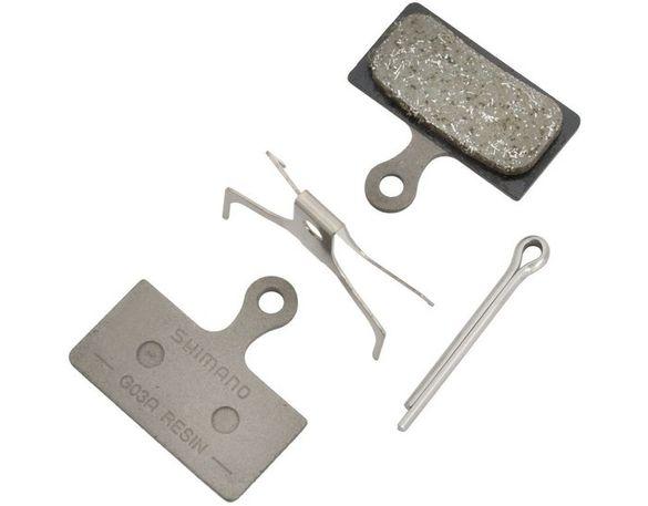 Shimano XT - G03A Resin Pads / Органични Накладки за Дискови Спирачки