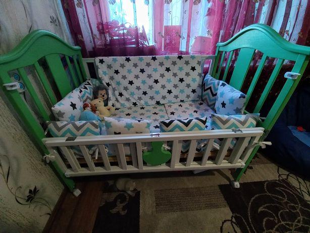 Продаётся детская кровать в идеальном состоянии!