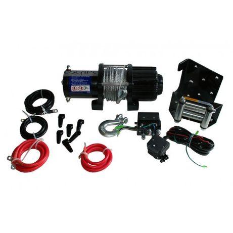 Troliu ATV QUAD ESCAPE 3500 lbs - 1590 kg forta tractare