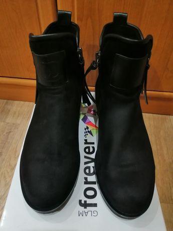 Продам женские осенние ботинки!