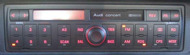 Магнитола Audi concert