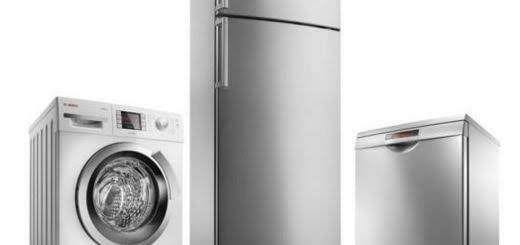 Reparații frigidere mașini de spălat automate aer conditionat