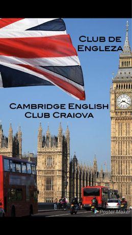 Club de engleza.