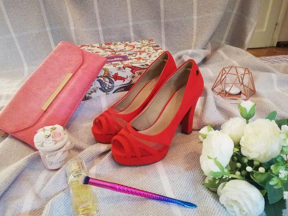 Дамски обувки на ток Paolo Botticelli 36 номер