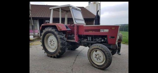 Dezmembrez Steyr 870 tractor piese