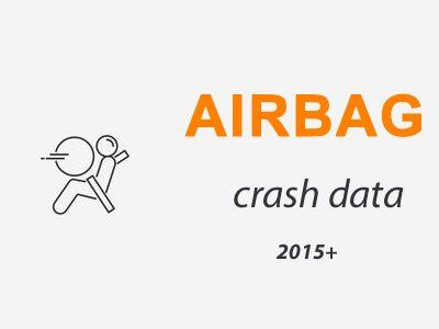 Aeрбeг краш дата (crash data) 2015+ гр. Петрич - image 1