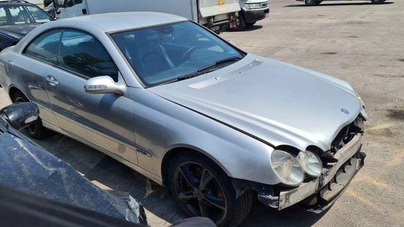 На части CLK270CDI Mercedes Мерцедес ЦЛК W207 C207 кожа 17 спорт пакет