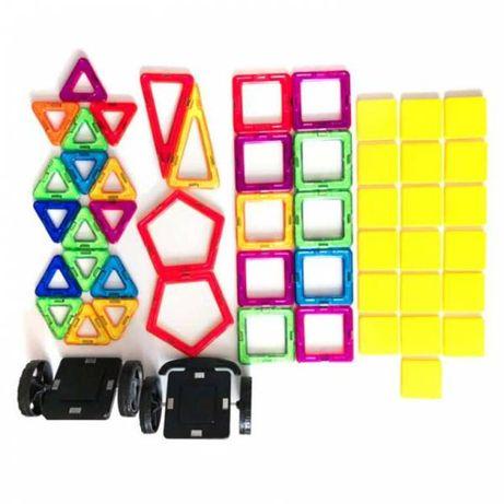 MAG-BUILDING Магнитный конструктор 56 деталей игрушка конструктор