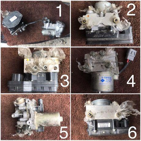 ABS / АБС модули за мотори Honda, Kawasaki, Yamaha