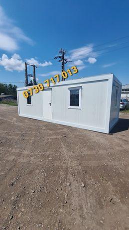 Container containere tip birou șantier modulare 8j