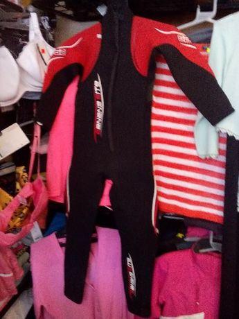 Продавам оригинални маркови водолазни костюми - неупрени - 3мм.-5мм.-8