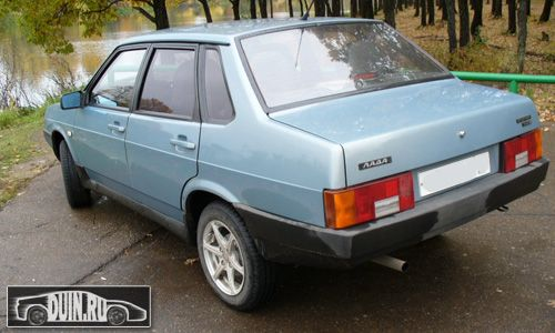 Продам автомашину ВАЗ 21099