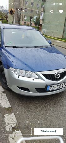 Dezmembrez Mazda 6 2.0d Preturi mici!!