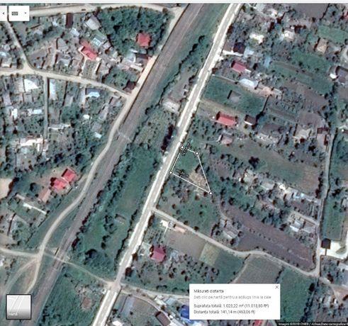 Ultimul lot -  teren intravilan Zorleni - la 7 km de Barlad
