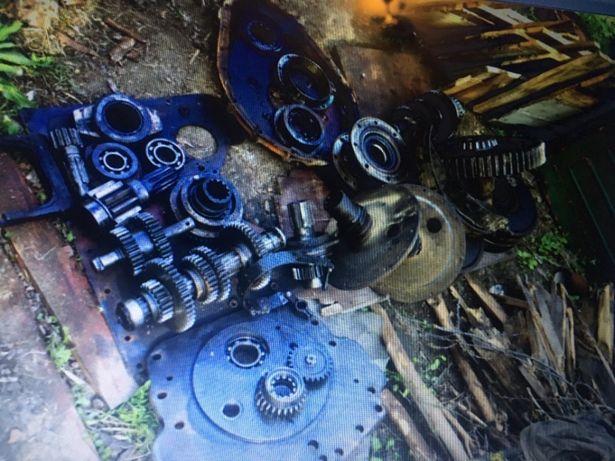 Piese buldozer s651