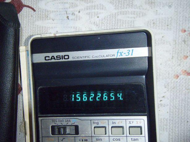 Calculator stiintific Casio fx-31