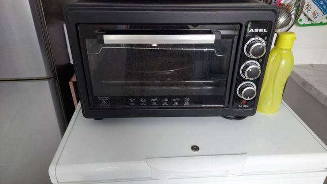 Электрическая Асель печь в идеальном состоянии .