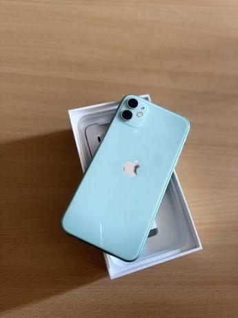 В РАССРОЧКУ Apple iPhone 11 64GB green зеленый цвет